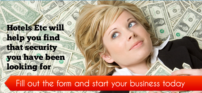 Hotels Etc. start your own business